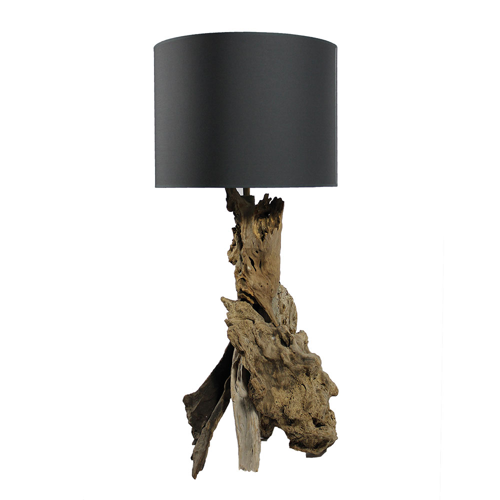 Drijfhout tafellamp   G Living